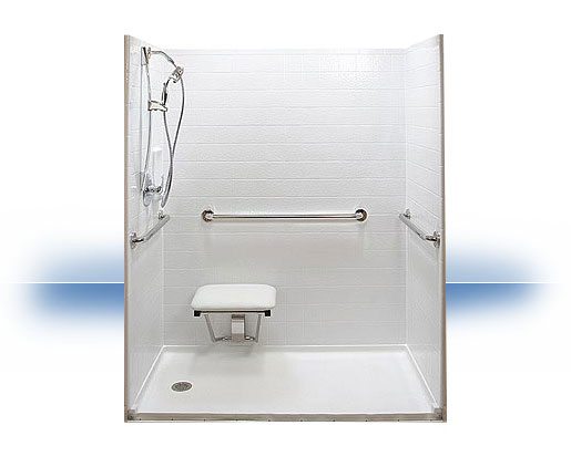 Beale AFB Tub to Walk in Shower Conversion by Independent Home Products, LLC